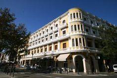 Hotel Ibiza, Gran Hotel, Building, Modern, Vintage, Islands, Italia, Trendy Tree, Buildings