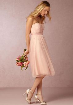 BHLDN (Bridesmaids) Maia_Pink 2 Bridesmaid Dress photo