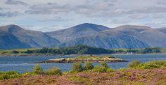 Isle of Eriska, Scotland
