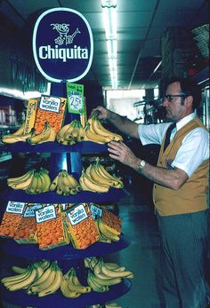 IGA Supermarket...photo dated 1976.