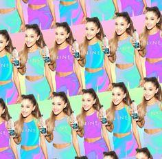 Ariana Grande Wataah edit
