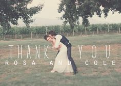 Etsy の Wedding Thank You Postcards: Rustic by violaprints Post Wedding, Wedding Pictures, Dream Wedding, Wedding Invitation Envelopes, Wedding Stationary, Invites, Wedding Thank You Postcards, Wedding Cards, Thank You Card Wording