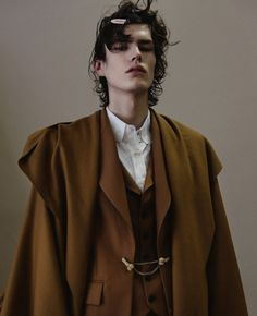 a masterpiece - damplaundry:  Elias de Poot at Vivienne Westwood...