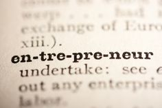 Definition of entrepreneur, successful entrepreneur characteristics. Basic entrepreneur definition, including tips, lucrative business opportunity ideas. How To Make Money, How To Become, Social Entrepreneurship, Starting Your Own Business, Be Your Own Boss, Human Resources, Career Advice, Social Media Tips