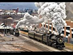 ▶ Amazing Grace with Trains HD - YouTube