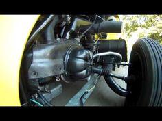 Road test with a Citroen 2CV...
