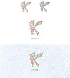Логотип карамели «Соси-соси» - Дизайн логотипа для карамельных конфет «Соси-соси»