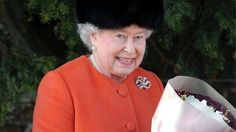 Queen reflects on new royal birth