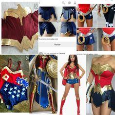 #wonderwoman #mujermaravilla #marvel #heroina #superheroe #disfraz
