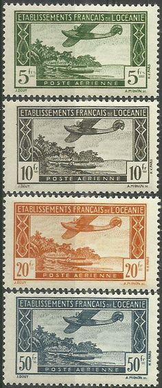France Poste aérienne