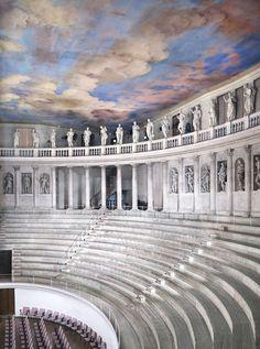 Candida Höfer, Teatro Olimpico Vicenza III