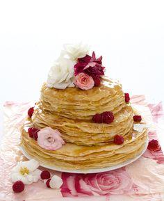 gorgeous crepe cake