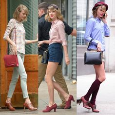 Pin for Later: Shopping: S'habiller Comme Taylor Swift, C'est Facile Les Chaussures Oxford