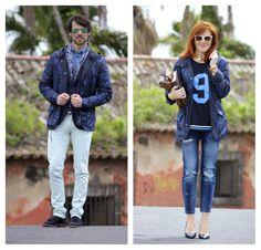 So cute by Guccisima: Camuflaje azul y… sorpresa.