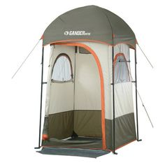 Gander Mountain® > Gander Mountain Shower Tent With 5-Gallon Solar Shower - Camping > Showers & Toilets > Showers & Accessories > Accessories :