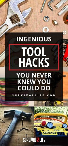 Tool Hacks | Ingenious Tool Hacks You Never Knew You Could Do