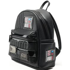 Loungefly Star Wars Darth Vader Mini Backpack - Star Wars Vader - Ideas of Star Wars Vader - Loungefly Star Wars Darth Vader Mini Backpack Bijoux Star Wars, Star Wars Jewelry, Darth Vader Cosplay, Star Wars Darth Vader, Star Wars Rucksack, Star Wars Schmuck, Star Wars Outfits, Star Wars Clothes, Cute Mini Backpacks