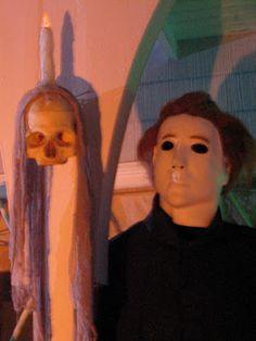 DAVE LOWE DESIGN the Blog: Halloween '07