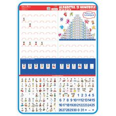 Editura Diana -Planse tematice Diana, Periodic Table, Periodic Table Chart