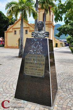 Busto - São Sebastião - SP - Brasil