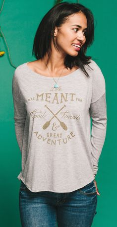 Great friends + great adventure = a life of happiness! Shop this week's featured collection that gives back. #Sevenly