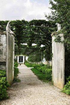 Inside Bunny Mellon's Oak Spring Farm Estate | Garden and Gun