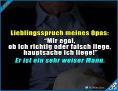 Er weiß was wirklich wichtig ist :) #Zitate #Sprüche #lustig #Humor #Weisheiten #Weisheit