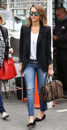 Le-Fashion-Blog-Jessica-Alba-Westward-Leaning-Mirror-Sunglasses-ALC-Leopard-Satchel-Bag-Charlotte-Olympia-Kitty-Flats-Celebrity-Style-20-1