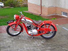 Jawa 350 (1934) #motorcycles #motorbikes #Czechia