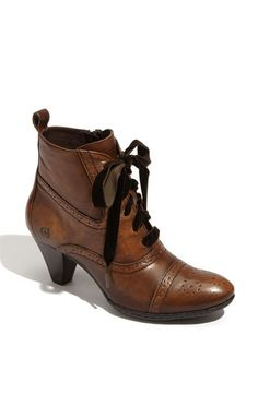 'Bittersweet' Bootie | Nordstrom - StyleSays  Yes, thank you.  I'll have one in black and brown!