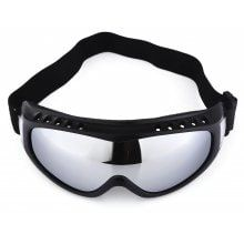 Blue Skiing and Anti-Fog URBEST Dog Goggles Dog Sunglasses Rimless Glasses for Large Dogs with UV400 Protection Lightweight Medium Large Dog Ski Goggles with Adjustable Strap for Travel