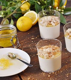 A definite twist on tradition: Mousse halva with almonds and honey. Sounds very interesting! Mousse, Panna Cotta, Special Occasion, Traditional, Meals, Almonds, Cooking, Healthy, Ethnic Recipes
