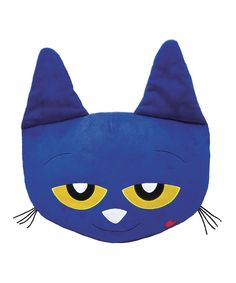 Love this Pete the Cat Pillow by Pete the Cat on #zulily! #zulilyfinds