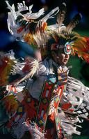 I love Native Indian dance and their beautiful costumes...