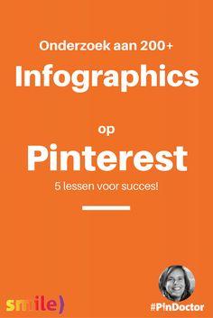 Infographics op Pinterest, 5 lessen! Blog door @suuswartenbergh