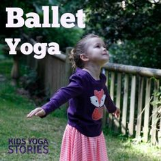 Looking for fun kids yoga class ideas? This collection of yoga ideas is for your home, classroom, or studio. Each theme has 5 books + 5 yoga poses for kids. Kids Yoga Poses, Yoga For Kids, Toddler Exercise, Childrens Yoga, Yoga Dress, Ballet Performances, Yoga Books, Kids Moves, Ballet Class