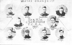 Seattle Metropolitans 1917