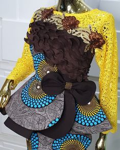 African Prom Dresses, Latest African Fashion Dresses, African Print Fashion, African Attire, African Wear, African Dress, Ankara Dress Designs, Lucy Fashion, African Blouses