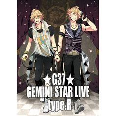 UtaPri ~~ Satsuki & Natsuki ( GEMINI STAR LIVE type.R)