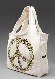 Lauren Moshi Peace Tote