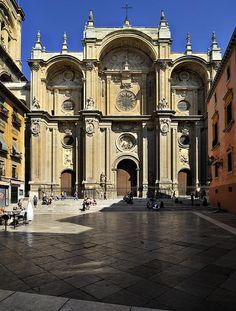 La catedral, Granada