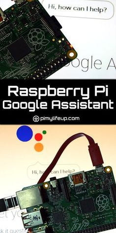 Set up your own Raspberry Pi Google Assistant