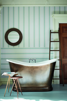 Tubby Torre Duo Free Standing Bath Tub - The Albion Bath Company