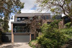 Doncaster의 Ruffey Lake Park가 내려다 보이는 1970 년대 더블 벽돌 가정의 완벽한 변신 - CAANdesign | 건축 및 홈 디자인 블로그