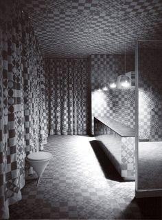 Astoria Hotel by Verner Panton