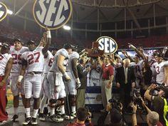 2012 SEC Champs...RTR!!!