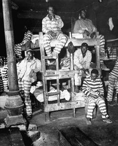 """5- Slavery By Another Name - """"Convict"""" Leasing"""