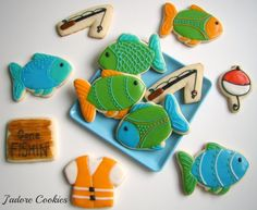 Fishing Cookies   Cookie Connection
