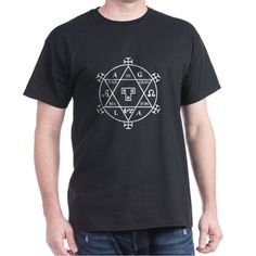 Hexagram of Solomon T-Shirt on CafePress.com