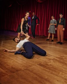 https://flic.kr/p/zX5Nj7 | Vincenzo Fesi and Jessica Lennartsson at ESDC 2015 | Final of the Lindy Hop Stricly Mast Contest at European Swing dance Championship in London